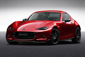 Two Sweet Mazda MX-5 Concepts Coming To Tokyo Auto Salon