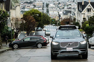 Uber Admits Defeat In Battle With California Over Self-Driving Cars