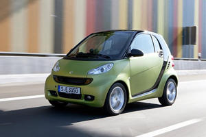 The Government Will Monitor The Smart ForTwo Because Of Engine Fires