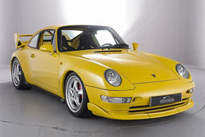 You Won't Believe The Price Of This Rare Porsche 933 RS Clubsport
