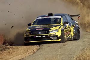 Tanner Foust Shows Some Serious Skill In Quantum Leap-Inspired Video