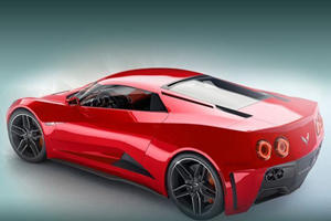 Uncovered Corvette Engine All But Confirms GM's Mid-Engine Supercar