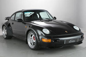 Porsche Never Acknowledged The 964 911 Turbo Flatnose Existed For 10 Years