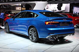 The 2018 Audi S5 Sportback Is The S4's More Talented Younger Sibling