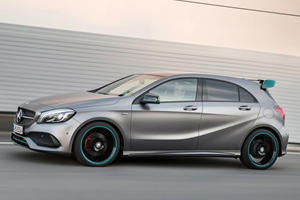 The Mercedes-Benz A-Class Is Coming To The US As A Sedan?