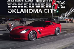 This 1,000-HP Corvette Can Do The Quarter-Mile In 9 Seconds