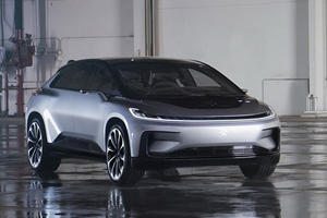 Meet The Faraday FF 91: The World's Fastest-Accelerating Electric Car
