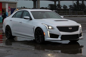 2016 Cadillac CTS-V Review: 5 Reasons You Should Buy This  Over The BMW M5