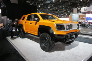 The VLF Automotive X-Series Is The Spiritual Successor To The Hummer