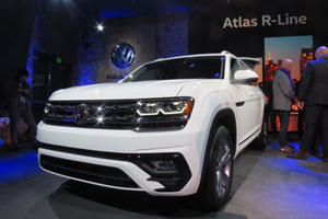 The Volkswagen Atlas Has Been Priced And It's Shockingly Affordable