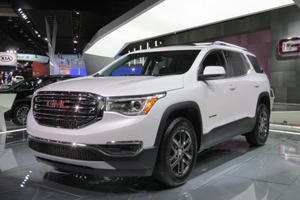 2018 GMC Terrain Finally Puts Older And Badly Aged Terrain In The Grave