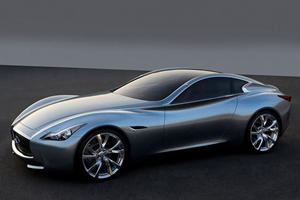 Infiniti Launching All-New Electric Performance Car By 2020