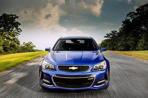 GM Confirmed What We All Knew: The Chevy SS Will Die In 2017