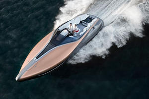 Lexus Built A Yacht To Remind Us How Poor We Are