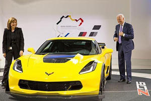 Joe Biden Asked The Corvette Chief Engineer For Vette Buying Advice