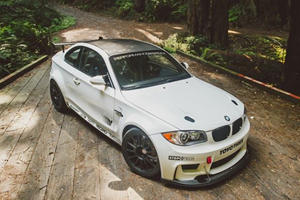 BMW 1-Series Comes Packing 500-HP V8 And Jay Leno Loves It