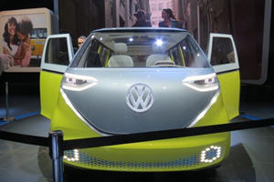 Will The Microbus Concept Ever Go Into Production? VW Thinks So