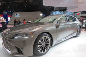 4 Ways The New Lexus LS Is Better Than The 7 Series And S-Class