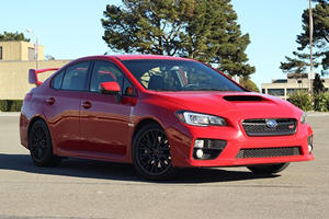 2016 Subaru WRX STI Review: If This Is An Amazing Car Why Do We Fear For Its Future?