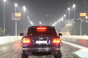 A Stock Bentley Bentayga Is Oh So Close To Being A 10-Second Car