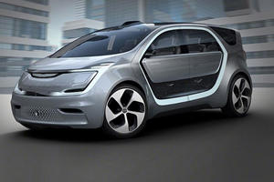 The Hi-Tech Chrysler Portal Concept Could Go Into Production After 2018