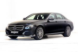 Brabus Gives The Mercedes E-Class A Mean New Look