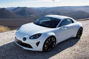 Alpine Will Debut Its New A110 Sports Car Successor At Geneva