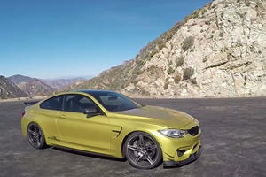 This Highly Modified 600-HP BMW M4 Has Plenty Of Surprises
