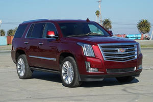 How Long Could You Live In A Cadillac Escalade For?