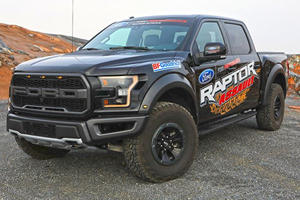 Ford's Latest Performance Experience Will Let Raptor Owns Get Dirty