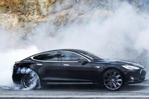 Tesla Has Already Beaten Faraday Future's Record 0-60 Time