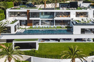 $250 Million Mansion Comes With $30 Million Car Collection