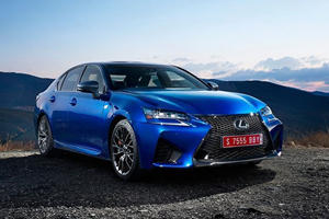 Lexus May Have Room For More F-Badged Performance Models