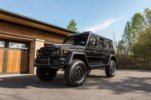 This Half-Million Dollar Mercedes G-Wagon Is One Of The Craziest We've Seen