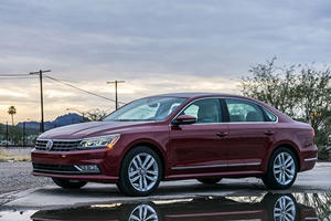 2016 Volkswagen Passat Review: Why Germany Will Never Imitate Japanese Cars