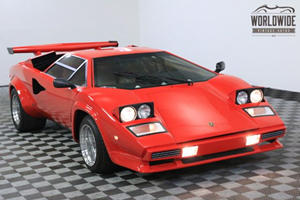 Supercars On A $50,000 Budget: A Lamborghini Countach That Almost Looks Real