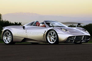 The Pagani Huayra Roadster Will Be Based On The Hardcore Huayra BC