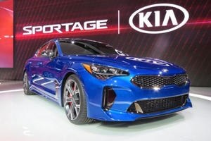 Could The Kia Stinger End Up Overshadowing The Genesis G70?