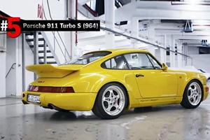 Can You Guess The 5 Rarest Porsche Models Ever Built?