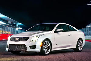 Cadillac Is Marking Down The ATS-V By Up To $20,000
