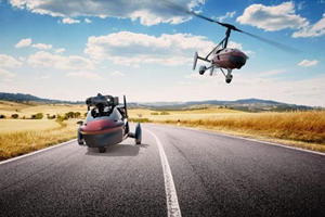 The World's First Legal Flying Car Goes On Sale For Just $399,000