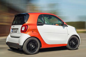 Say Goodbye To Gas-Powered Smart Cars In North America