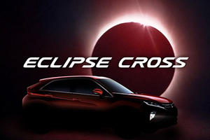 Our Fears Are Confirmed: The New Mitsubishi Eclipse Is A Crossover