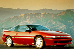 The Mitsubishi Eclipse Throwback Thursday Tribute
