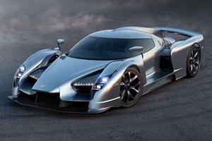 The SCG003S Wants To Crush The 918 Spyder's Nurburgring Record Before Geneva