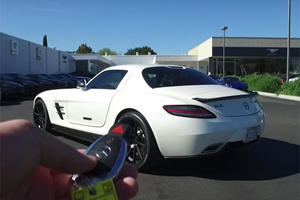 The Mercedes-Benz SLS AMG Is The Gullwing Delight We Dearly Miss
