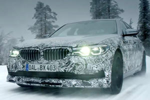 Alpina Teases The B5 Sedan, But Will It Be Able To Outgun The New M5?