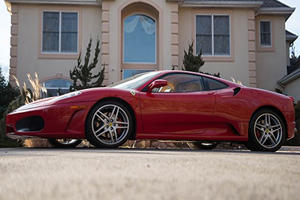 Trump's Absolutely Great Ferrari F430 F1 Is Heading To Auction