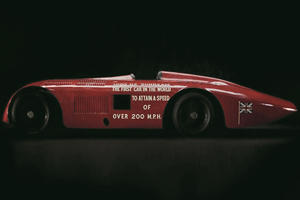 The World's First 200 MPH Car Is About To Be Brought Back To Life