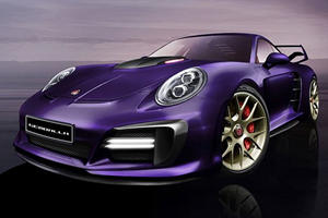 Meet The Gemballa Avalanche: A Potent Porsche 911 Turbo With 809-HP
